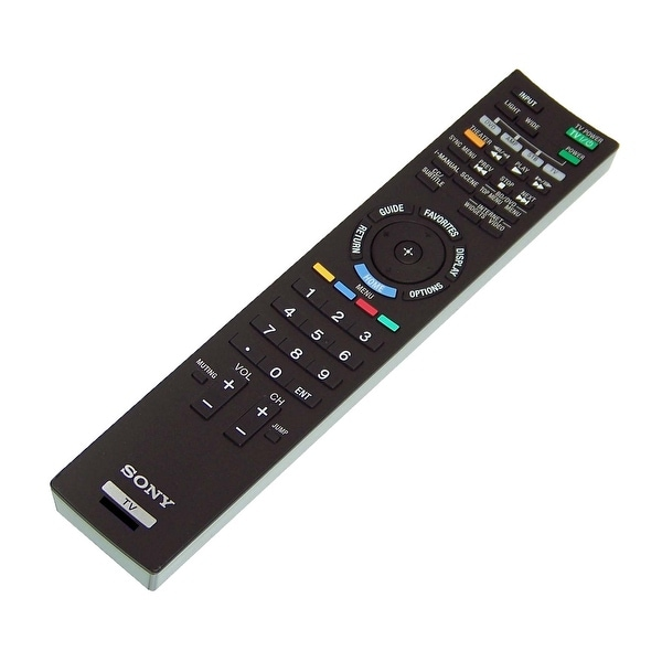 OEM Sony Remote Control Originall Shipped With: KDL40NX700, KDL-40NX700, KDL46NX700, KDL-46NX700, KDL46NX800 KDL-46NX800
