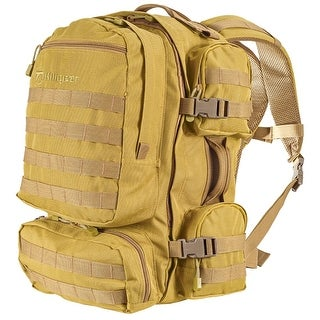 Kiligear Operator Tactical Modular Assault Pack - Tan - 910105