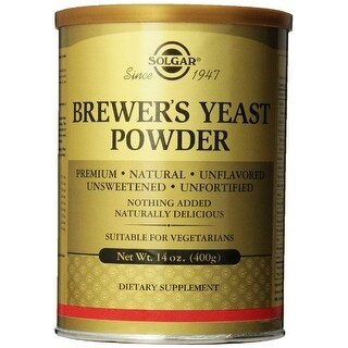 Solgar - Brewer's Yeast Powder - 14
