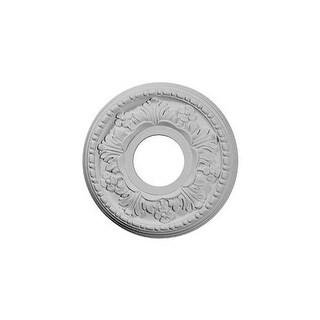 """Ekena Millwork CM11HE 11.875"""" Wide Helene Ceiling Medallion"""