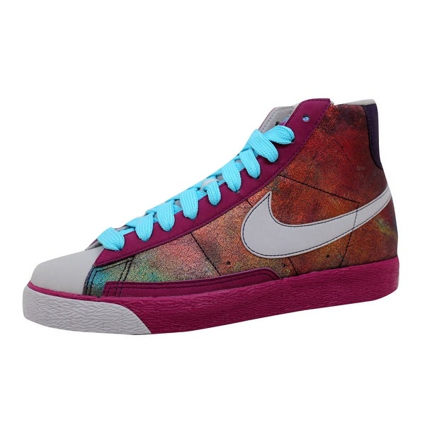 Nike Women's Blazer High Grand Purple/Plum Garnet-Red Plum 317808-501