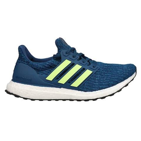 adidas Ultraboost Ultra Boost Mens Running Sneakers Shoes - Blue