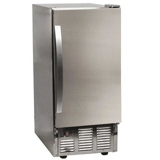 EdgeStar OIM450 15 Inch Wide 25 Lbs. Capacity Built-In Ice Maker with 50 Lbs. Daily Ice Production|https://ak1.ostkcdn.com/images/products/is/images/direct/f15e380602cd0f496b0bc018cdc7f7f822585c60/EdgeStar-OIM450-15-Inch-Wide-25-Lbs.-Capacity-Built-In-Ice-Maker-with-50-Lbs.-Da.jpg?_ostk_perf_=percv&impolicy=medium