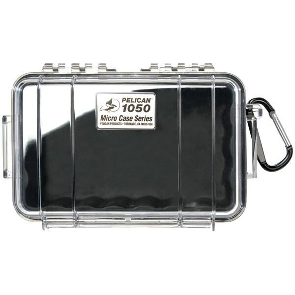 Pelican 1050-025-100 1050 Micro Case(Tm) (Black)