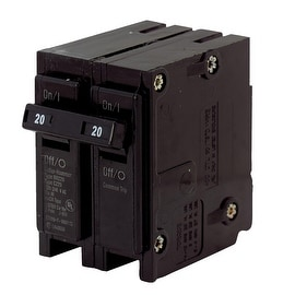 Eaton 20A 2P Circuit Breaker