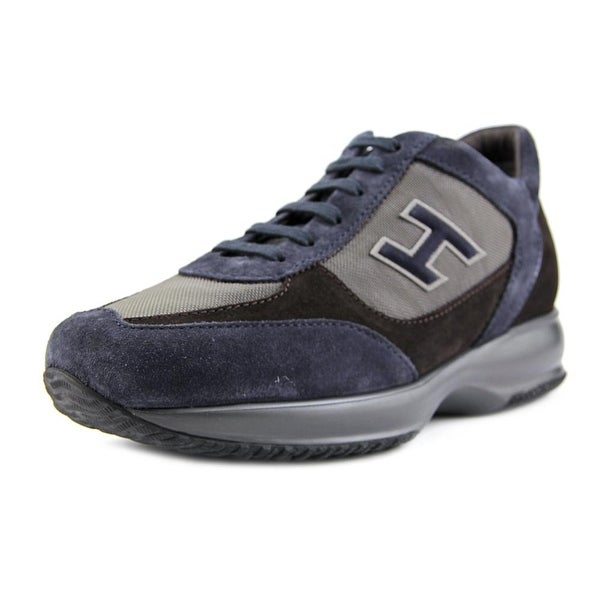 Gray and blue New Interactive sneakers Hogan ejJaOq9