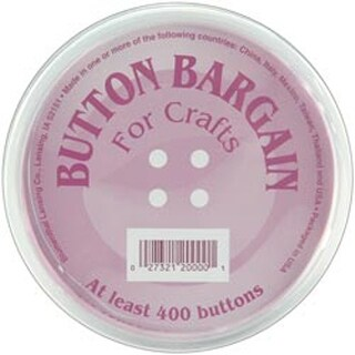 Button Bargain 12 Ounces-Assorted Colors