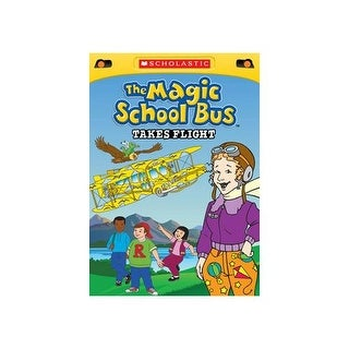 MAGIC SCHOOL BUS-TAKES A FLIGHT (DVD)