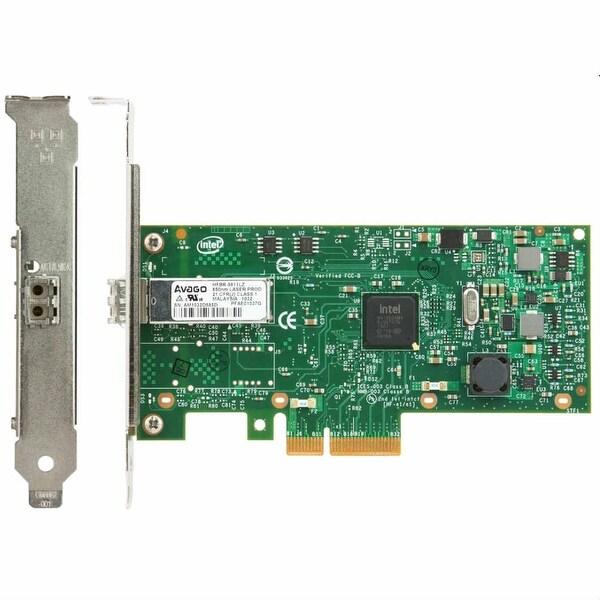 Lenovo ThinkSystem I350-T4 PCIe 1Gb 4-Port RJ45 Ethernet Adapter By Intel Lenovo ThinkSystem I350-T4 PCIe 1Gb 4-Port RJ45