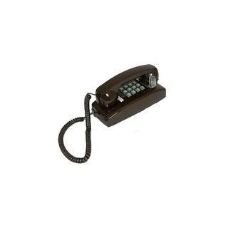Cortelco 255445-VBA-20M Wall Mount Phone W/ 9Ft Handset Cord (Brown)