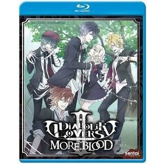 Diabolik Lovers II: More Blood [Blu-ray]