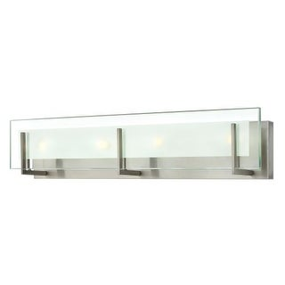 Hinkley Lighting 5654 4 Light ADA Compliant Bath Bar from the Latitude Collection