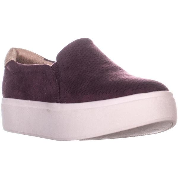Platform Sneakers, Violet