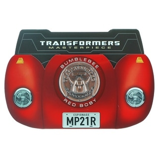 Transformers Masterpiece MP-21R Red Bumblebee Collector Coin