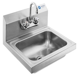 "Link to Stainless steel wash basin - 7'6"" x 9'6"" Similar Items in Sinks"