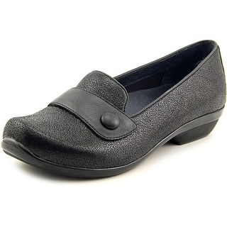 Dansko Olena Crackle Women Round Toe Leather Loafer