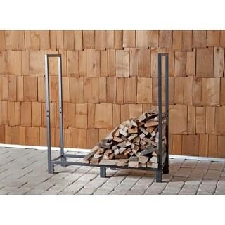 Fire Sense 62225 4 Foot Long Firewood Rack