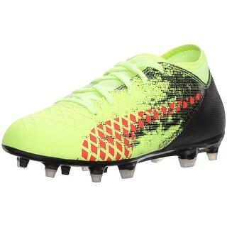 PUMA Kids' Future 18.4 Fg/Ag Soccer Shoe