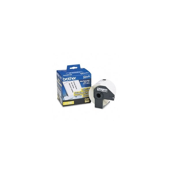 brother E05978W Brother DK-1202 Paper Shipping Label Roll