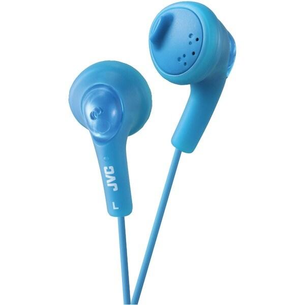 Jvc Haf160A Gumy(R) Earbuds (Blue)