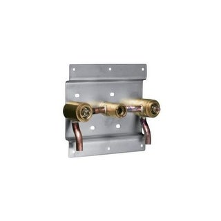 Kohler K-410-K Rough in Valve for Double Handle Wall Mounted Faucets