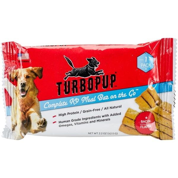 TurboPup Grain Free Snacks 1/Pkg-Bacon