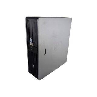 "HP Compaq dc7900 SFF Standard Refurb PC - Intel Core 2 Duo E8400 3.0 GHz 4GB DIMM DDR2 SATA 3.5"" 160GB DVD-RW Windows 10 Pro"