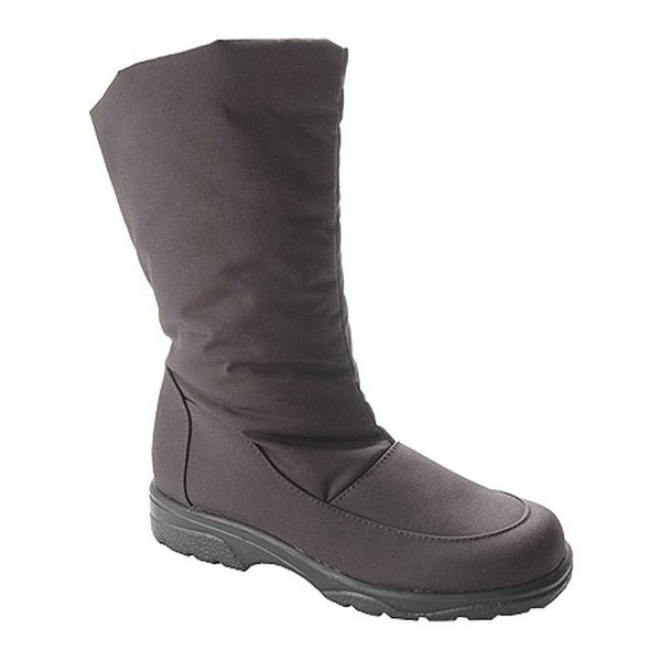 Toe Warmers Women's On-The-Go Boot Black