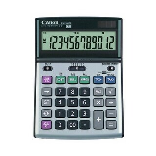 """""""Canon BS-1200TS Desktop calculator Canon Office Products BS-1200TS Business Calculator"""""""