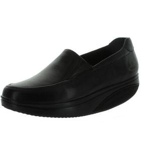 Mbt Ruzuna Women's Flatform Rocker Dress Casual Shoes