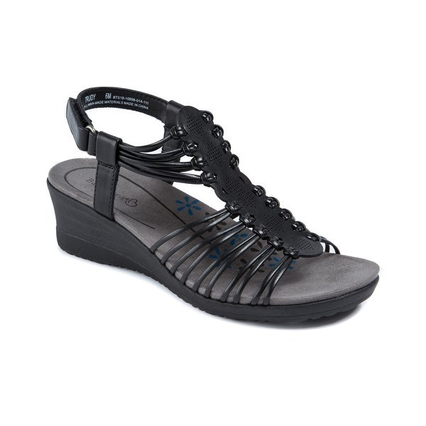 Baretraps Trudy Women's Sandals & Flip Flops Black