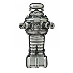 Lost In Space B9 Robot Metal Bottle Opener