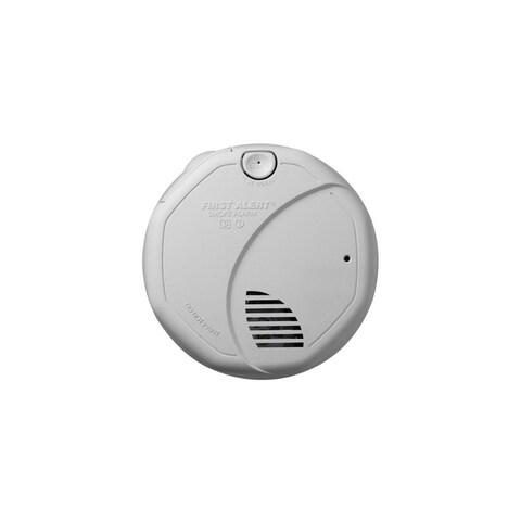 First Alert FATSA320CNW Double Sensor Battery-Powered Smoke and Fire Alarm