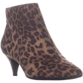 9893b681db27 Sam Edelman Womens Maddox Leather Almond Toe Ankle Fashion Boots - 8. Quick  View
