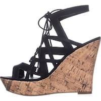 G by Guess Womens Dritta2 Open Toe Casual Ankle Strap Sandals