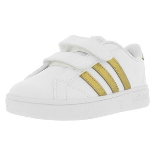 Adidas Baseline Cmf Inf Casual Infant's Shoes - 7 m us infant