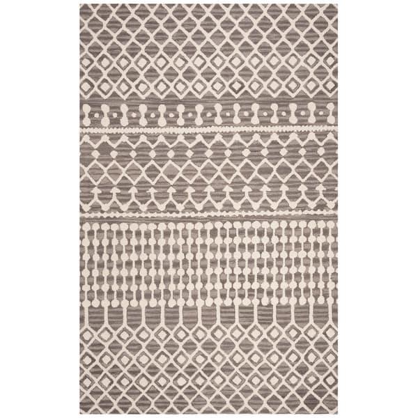 Safavieh Handmade Blossom Lucina Modern Floral Wool Rug Overstock 22718453