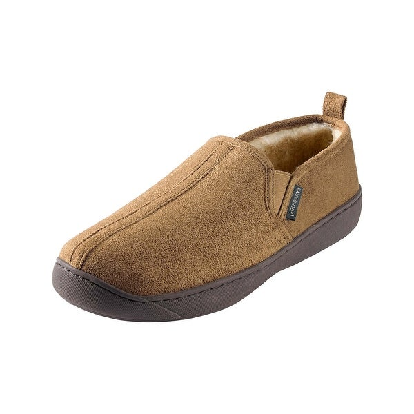 Legendary Whitetails Men's Daybreak Casual Slip-On Shoes - Bark