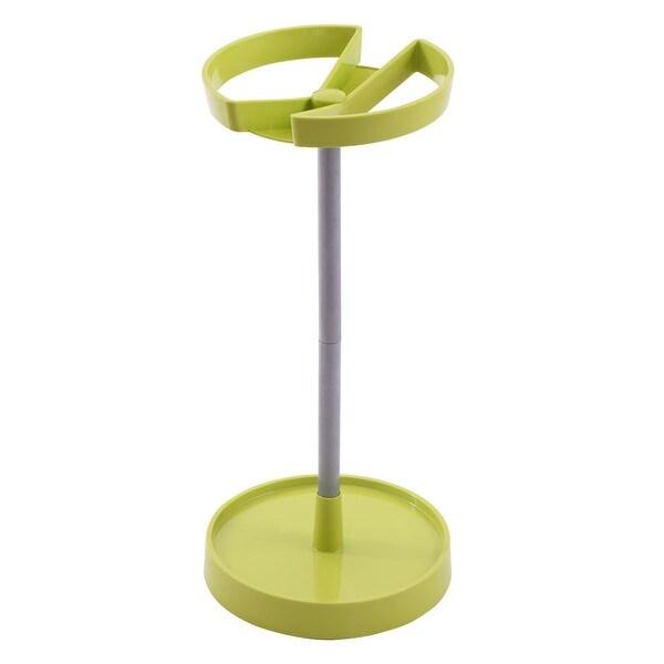 costway umbrella stand holder modern round storage rain rack home Modern Umbrella Stand