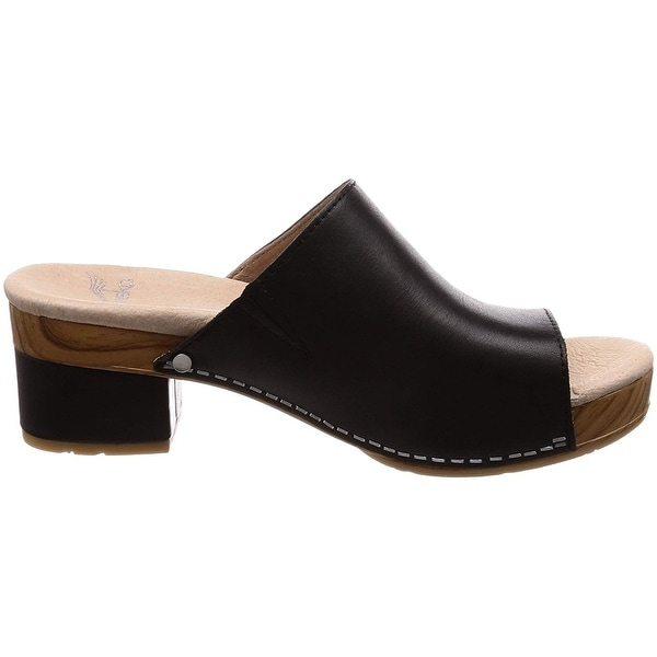 dansko open toe