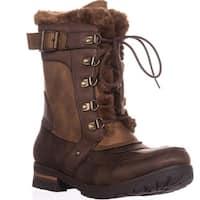 Rock & Candy Danlea Mid-Calf Winter Boots, Brown