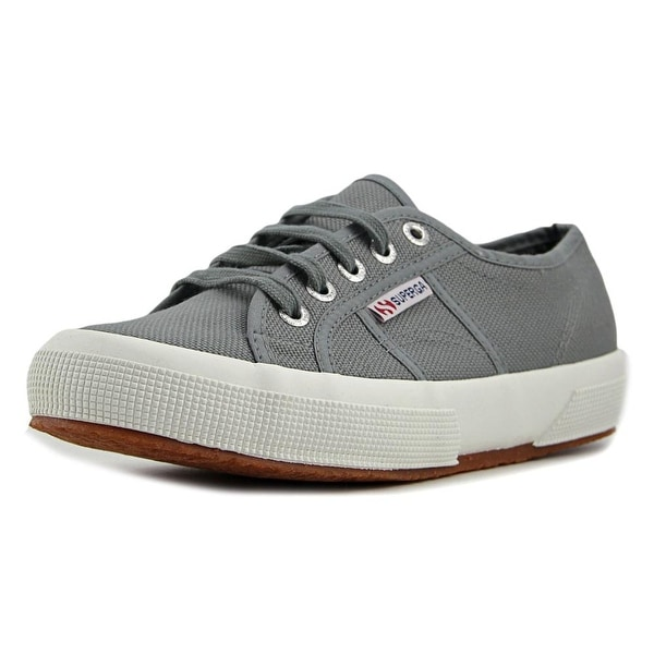 Superga 2750 Women Canvas Gray Fashion Sneakers