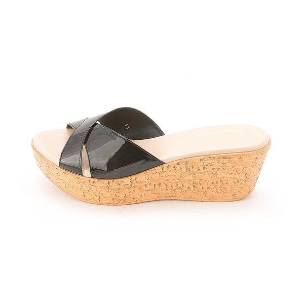 Callisto Women's Crissi Platform Wedge Sandals - 11