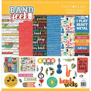 """Band - Photo Play Collection Pack 12""""X12"""""""