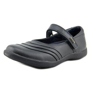 Beeko Scarlet Round Toe Leather Mary Janes