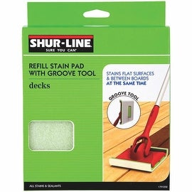 Shur-Line Deck Pad Groove Refill