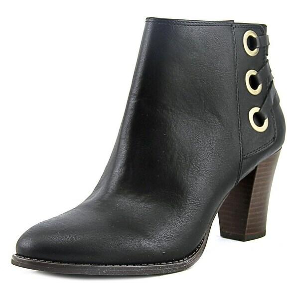 INC International Concepts Jesaa Women Black Boots