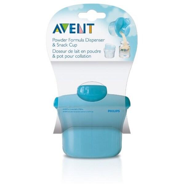 AVENT BPA Free Formula Dispenser/Snack Cup 1 ea