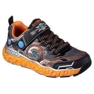 Skechers 97501L CCOR Boy's COSMIC FOAM-FUTURIST Sneakers