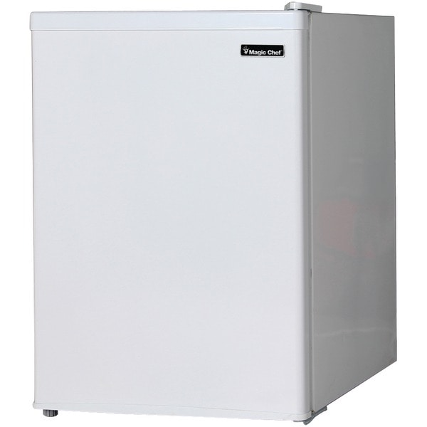 Magic Chef Mcbr240W1 2.4 Cubic-Ft Refrigerator